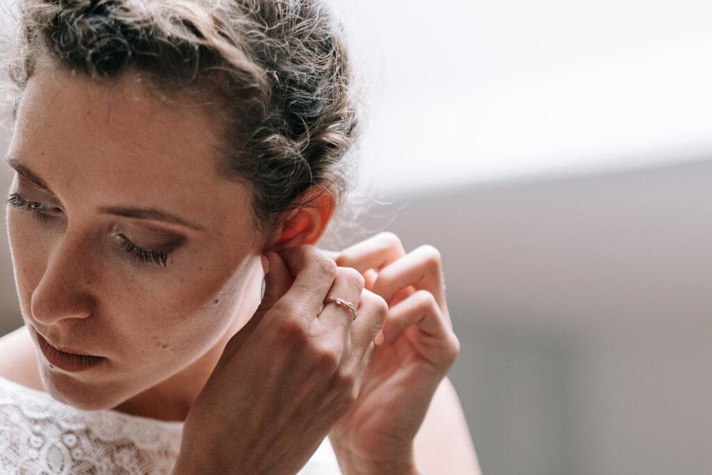 préparatifs de la mariée - les bijoux - Nantes